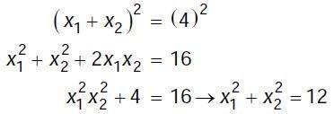 Ecuaciones de segundo grado ejercicios Imagen 23