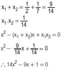 Ecuaciones de segundo grado ejercicios Imagen 37