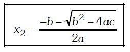 ecuación de segundo grado Imagen 23