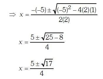 ecuación de segundo grado Imagen 29