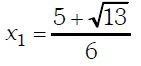 ecuación de segundo grado Imagen 50