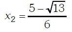 ecuación de segundo grado Imagen 51