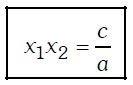 ecuación de segundo grado Imagen 70