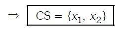conjunto solución de una ecuación de segundo grado