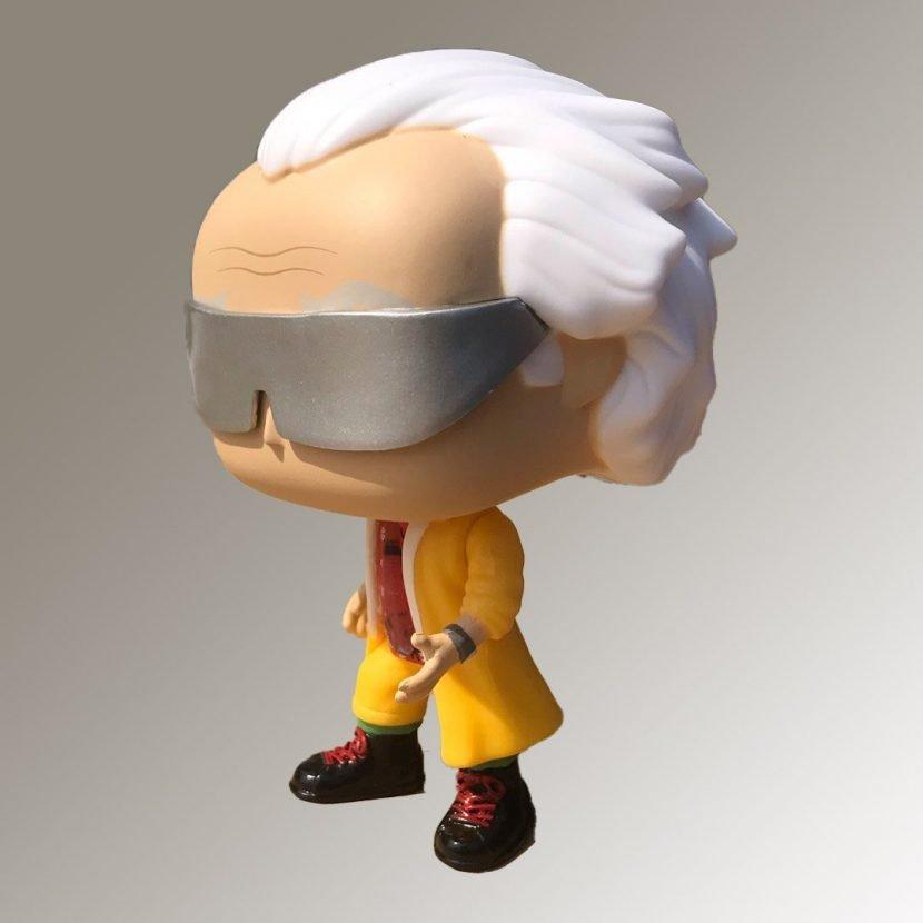 DOC Volver al Futuro si caja 2