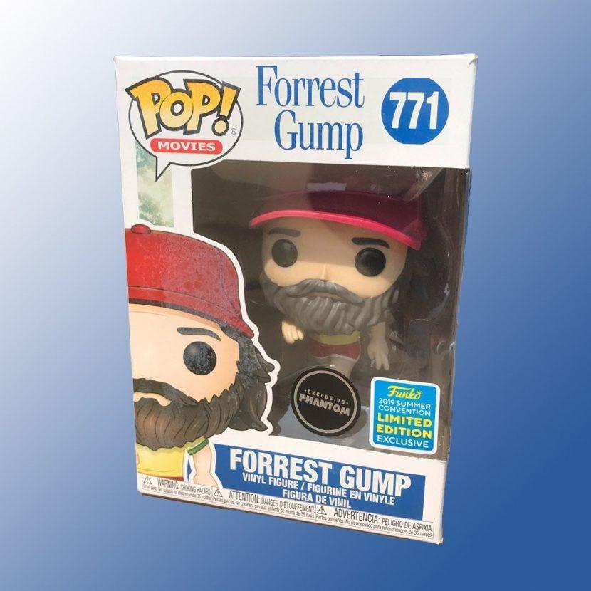 Funko Forest Gump caja 1