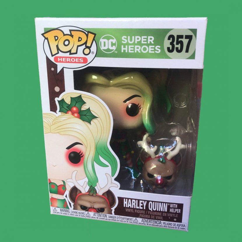 Harley Quinn Caja 1