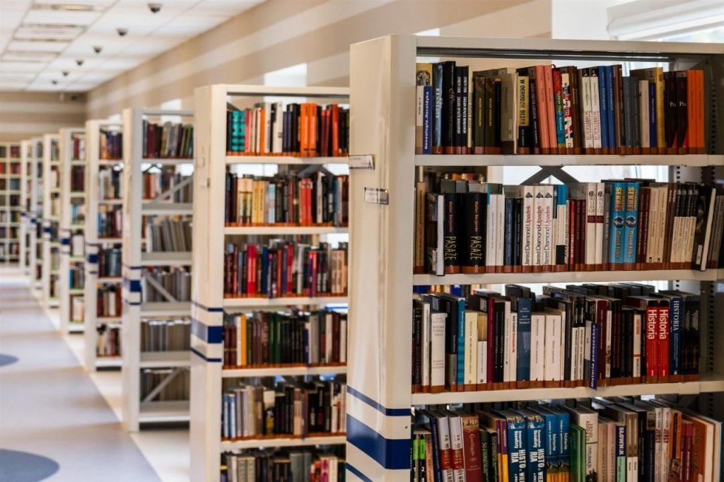 biblioteca dentro del ordenador